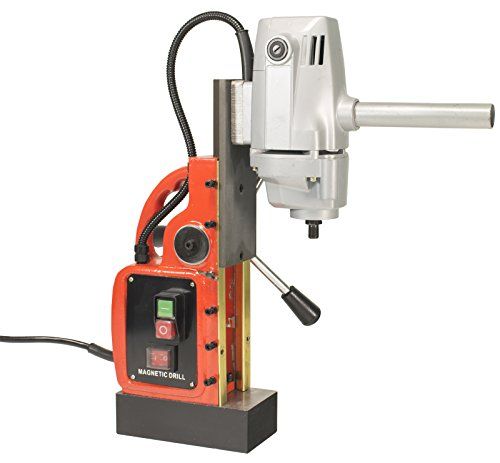 Steel Dragon Tools MD13 Magnetic Drill Press with 1/2'' Boring Diameter and 1910 LBS Magnetic Force by Steel Dragon Tools
