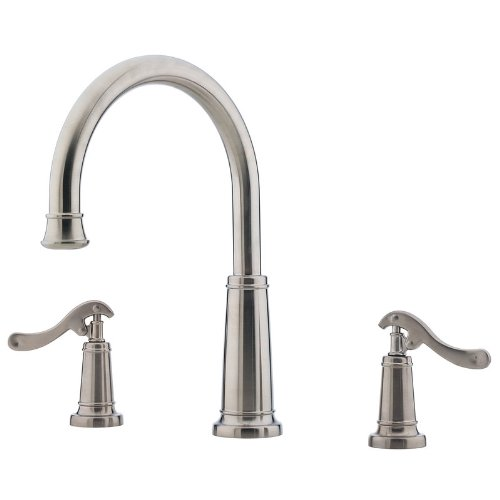 Pfister Ashfield RT6-YP1K Roman Tub Faucet Trim - Brushed (040r Roman Tub)