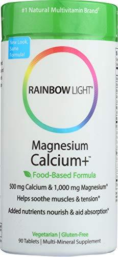 StarSun Depot (NOT A CASE) Magnesium Calcium Plus, 90 Tablets