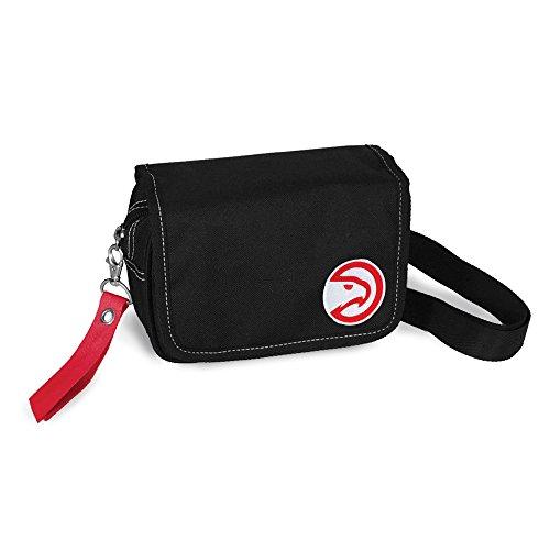 Littlearth NBA Atlanta Hawks Ribbon Waist Pack (Atlanta Hawks Bag)