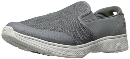 Skechers Performance Men's Go 4-54171 Walking Shoe,Charcoal,