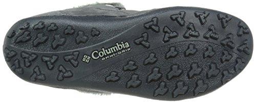 Columbia Minx Shorty Omni-Heat Schneestiefel für Damen Schiefer, dunkle Himbeere