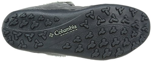 Columbia Sintético Dark BL1630 para Material Mujer de Shale Raso Botas Up4nxUrwqa