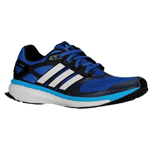 Adidas Mens Energy Boost 2 Running Shoe (9, Blue Beauty)