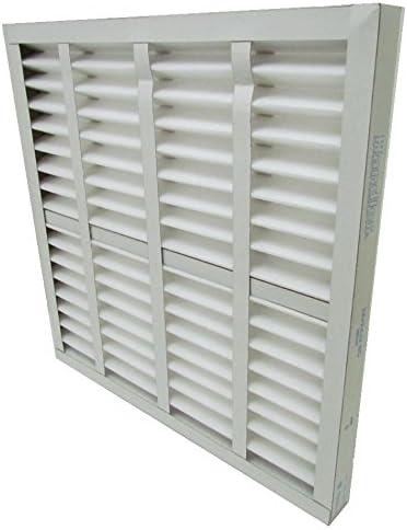 Case of 12 MERV 7 AIR HANDLER 12x24x2 Pleated Air Filter