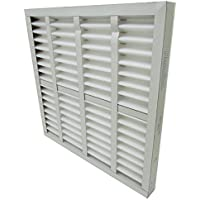 Global One Air Handler 18x24x4 Pleated Air Filter, MERV 7 (Case of 6)
