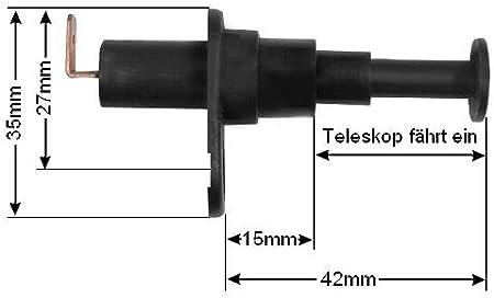 KFZ T/ürkontakt T/ürkontaktschalter in 3 Ausf/ührungen ausw/ählbar Standard B
