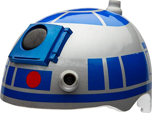 Bell Star Wars 3D R2D2 Child Helmet]()