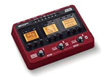 Zoom B3 Electric Bass Guitar Multi Effects FX Amplifier Modelling Floor Pedal