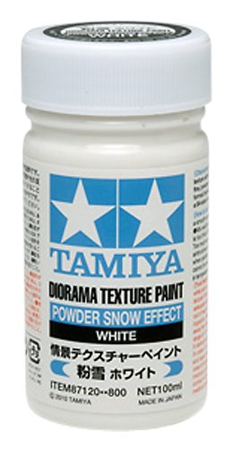 Tamiya Diorama (Diorama Textured Paint - Powder Snow Effect White)