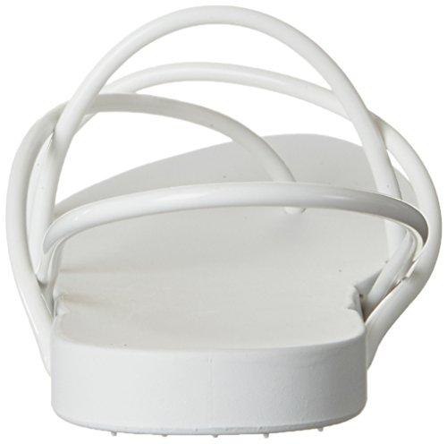 Ipanema Philippe Starck Thing G Fem, Chanclas Para Mujer blanco (blanco/blanco)