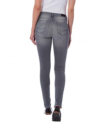 Skinny 066 Donna Used Grau Jeans grey Cross BH4wqpRx