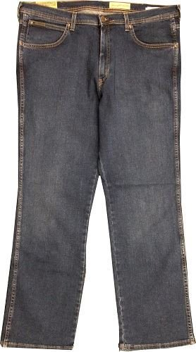 WRANGLER JEANS ARIZONA STRETCH-DARK USED