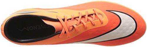 Nike Mens Hypervenom Phatal Fg Bitta Da Calcio Iper Cremisi / Arancione Atomico / Arancione Atomico / Bianco