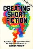 Creating Short Fiction, Knight, Damon, 0898791669