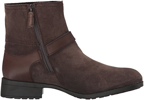 Taupe Wp Marla Dark Wp Cole Suede Taupe Ankle Womens Bootie Dark Leather Haan SBEw0qtx