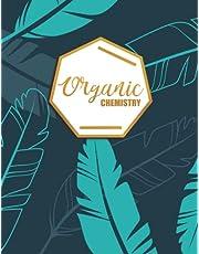 Organic Chemistry: Hexagonal Graph Paper Notebook Hex Hexagons Grid for Chemistry, Biochemistry, Maps, RPG