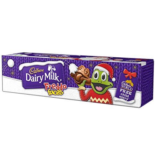 Amazon.com : Cadbury Freddo Faces Gift Tube 72g - Pack of 6 ...