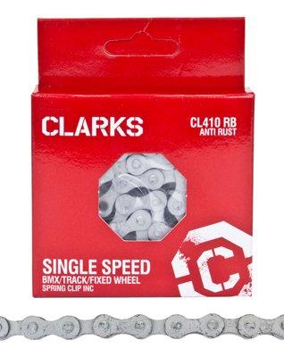 Clark Chain - CHAIN CLK 1/2x1/8 RB 1s 112L GY