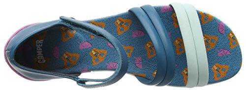 Camper Peu Circuit - Sandalias Mujer Azul (Blue 004)