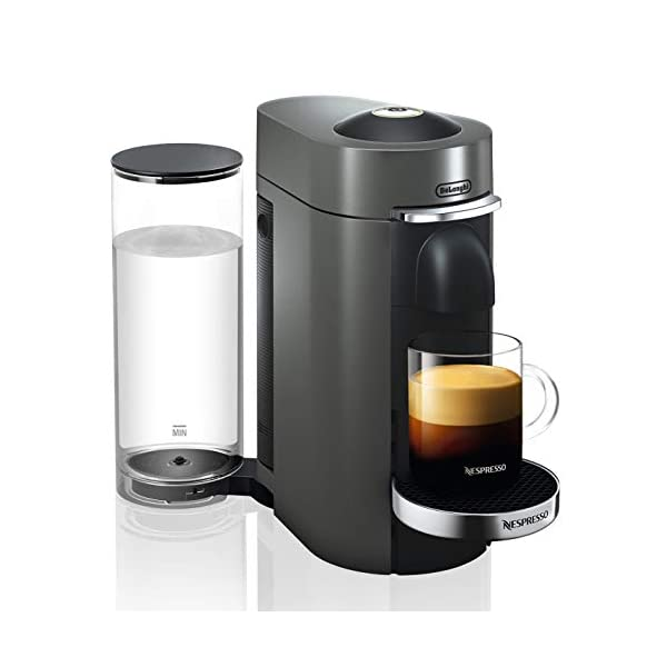 VertuoPlus Deluxe Coffee and Espresso Machine
