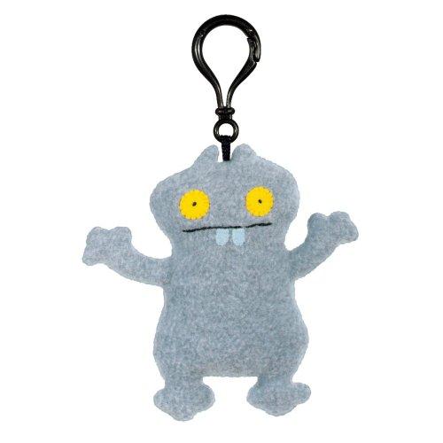 Gund Uglydoll Clip-On Babo Gray, (Ugli Doll)