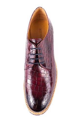de Ville Lacets pour Melvin Hamilton Rouge Rot Chaussures 594 37 MH15 EU Femme à amp; Xxq1qwYF