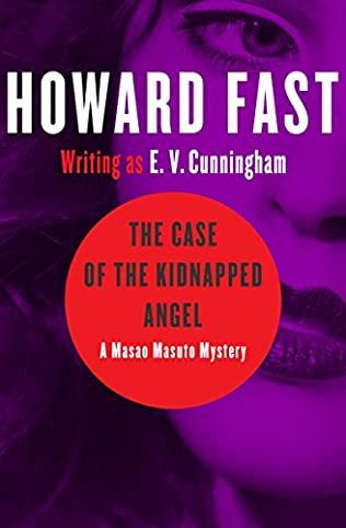 book cover of The Case of the Kidnapped Angel