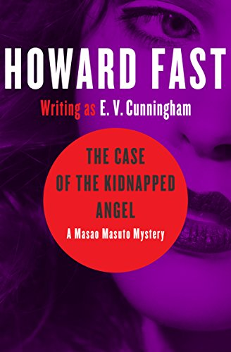 The Case of the Kidnapped Angel (The Masao Masuto Mysteries Book 6)