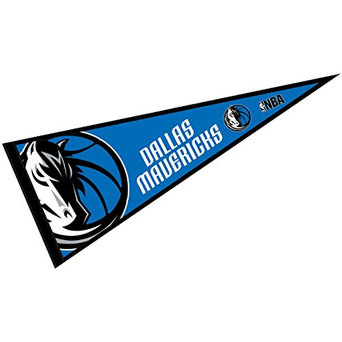 Dallas Mavericks Flag (Dallas Mavericks Pennant Full Size 12