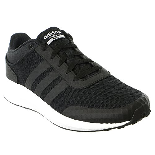adidas cloudfoam race men's black
