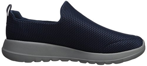 Walk Blue Go Max Navy Gray Mesh Skechers Trainers Mens qzEvwnxF