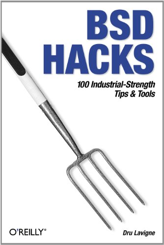BSD Hacks: 100 Industrial Tip & Tools Pdf