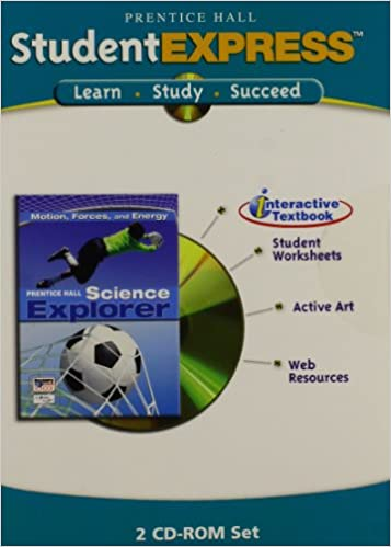 Amazon.com: SCIENCE EXPLORER MOTION FORCES AND ENERGY ITEXT CDROM ...