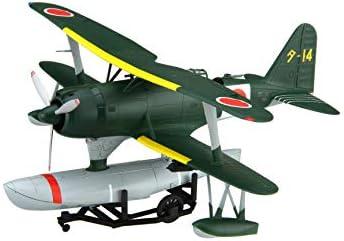 フジミ模型 1/72 CシリーズNo.12 EX-2 三菱 零式水上観測機 11型 (長門搭載機/鹿島航空隊) プラモデル C1