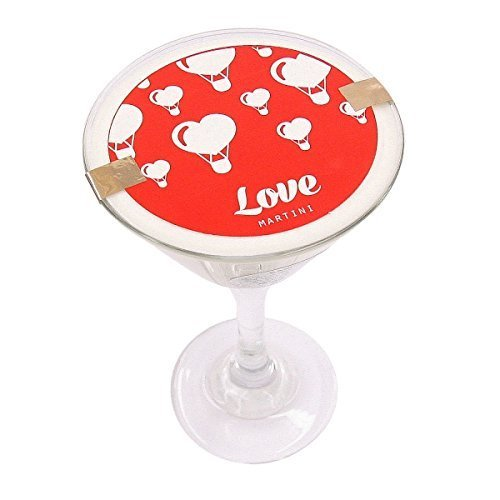 Love Martini Soy Candle (Spa Martini)