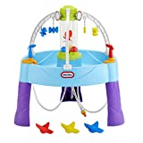 Little Tikes Fun Zone Battle Splash Water Play Table Game for Kids