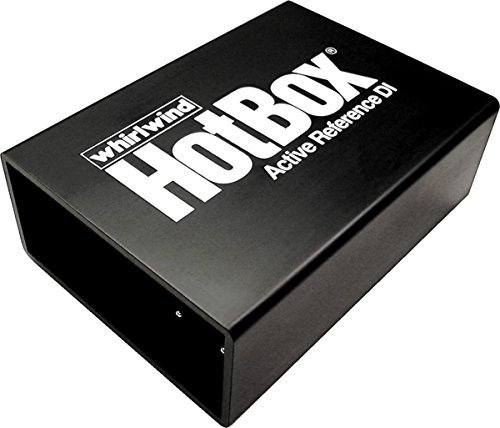 Whirlwind Hotbox 1-channel Active Instrument Direct Box