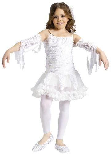 Cute Mom And Baby Costumes (Child Cute Mummy Tutu Costume Medium 8-10)