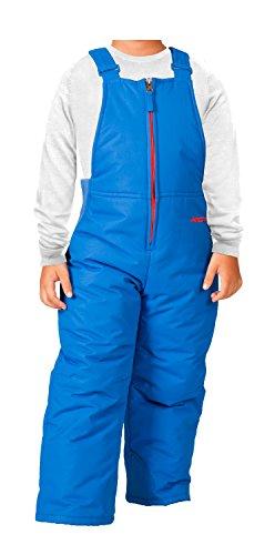 Arctix infantil overol Nieve babero, Azul, 3T