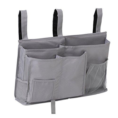Oululu Bedside Caddy - Hanging Bedside Storage Organizer Bag