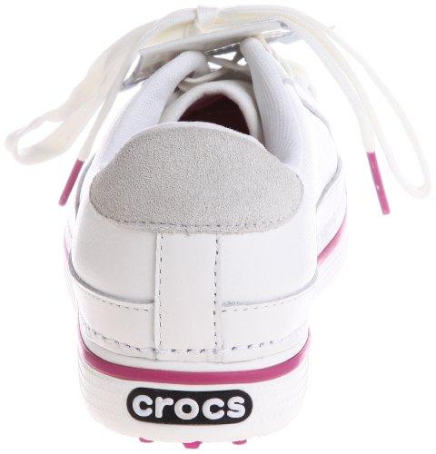 Crocs Scarpe Da Donna Bradyn Bianco Fucsia