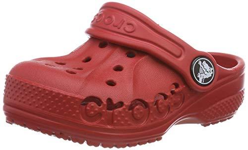 (Crocs Unisex-Kid's Baya Clog, Pepper, 2 M US Little Kid M US Little Kid)