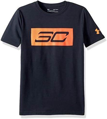 ボーイズ sc30 ロゴ 半袖Tシャツ