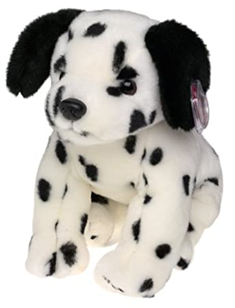 Amazon.com  TY~DOTTY THE DALMATIAN BUDDY RARE 12 by Beanie Babies  Toys    Games da7d5dff919