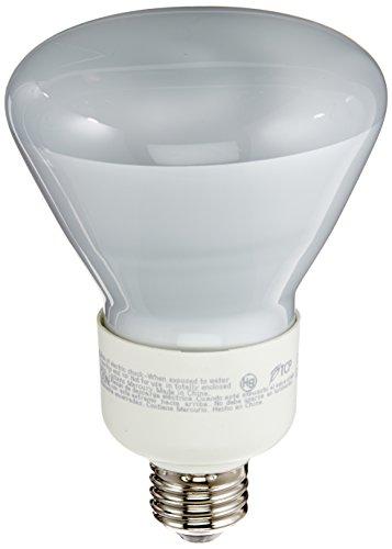 TCP 4R3016TD35K 16-watt 3500-Kelvin R30 Floodlight Tru Dim CFL Light Bulb - 14 Watt R30 Floodlight