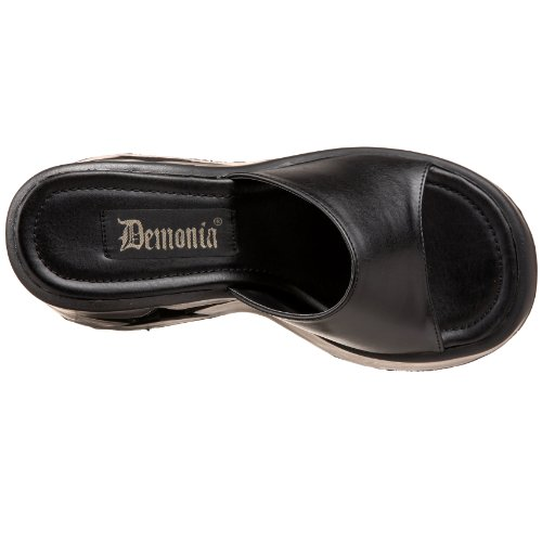 Vegan Dynamite Blk de Demonia 01 Leather gYSOnq