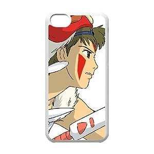 iphone5c White phone case Princess Mononoke IKL3047578