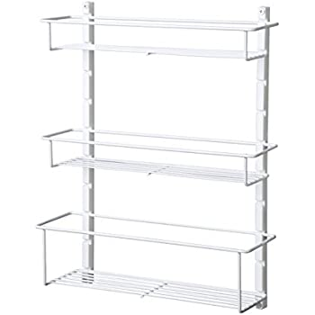 Amazon Com Closetmaid 3996 Kitchen Spice Rack White