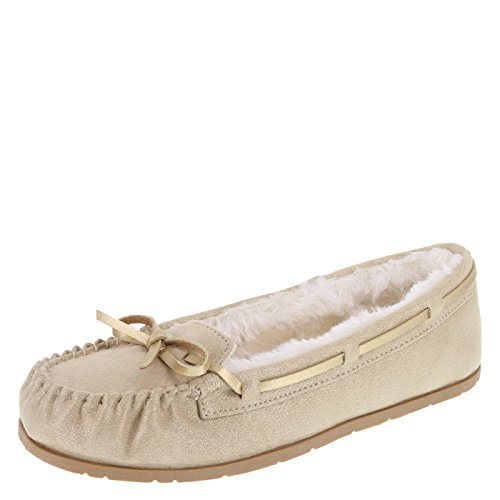 Airwalk Womens Flurry Moc Soft Gold